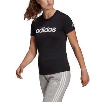 Camiseta Adidas Essentials Linear Feminina