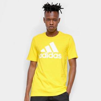 Camiseta Adidas Essentials Logo Masculina