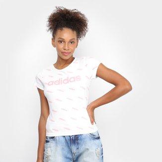 Camiseta Adidas Fav Feminina