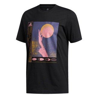 Camiseta Adidas Layup Craze Masculina