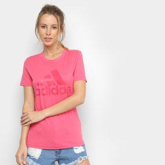 Camiseta Adidas MH Bos Feminina