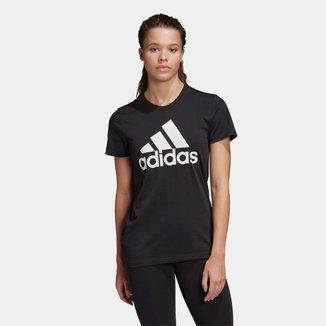 Camiseta Adidas Must Haves Badge Of Sport Feminina