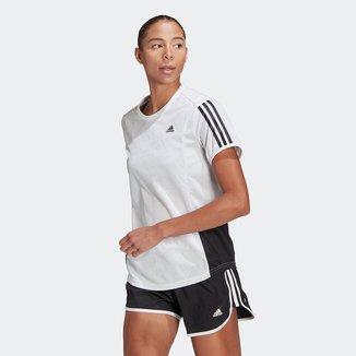 Camiseta Adidas Otr 3 Stripes Feminina
