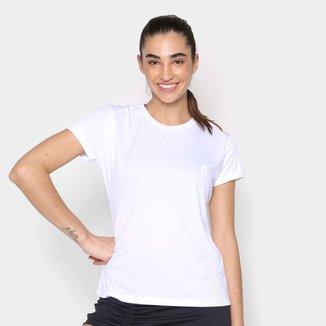 Camiseta Área Sports Tan Feminina