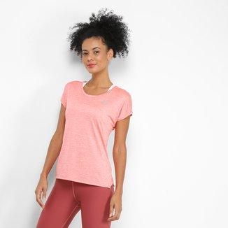 Camiseta Asics Running Blend Feminina