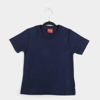 Camiseta Bebê Kyly Básica Lisa Masculina