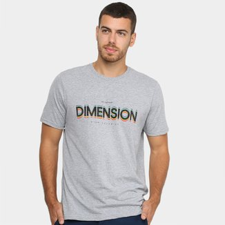Camiseta Burn Dimension Masculina