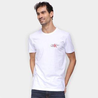 Camiseta Calvin Klein Manga Curta Masculina