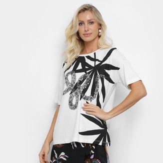 Camiseta Cantão Cobra Feminina