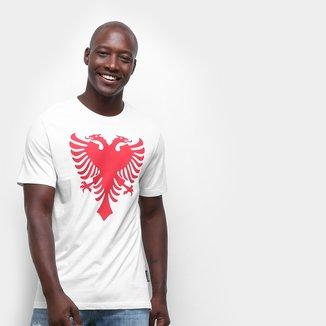 Camiseta Cavalera Águia Colors Masculina