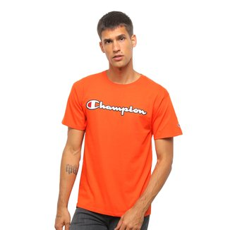 Camiseta Champion Logo Script