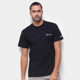 Camiseta Champion Mini Script Logo Masculina