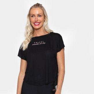 Camiseta Colcci All Day Feminina