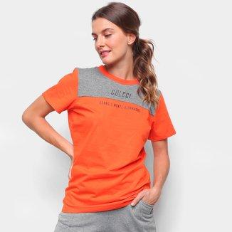 Camiseta Colcci Corpo e Mente Feminina