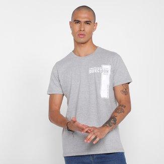 Camiseta Colcci Direction Masculina