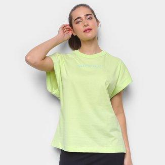 Camiseta Colcci Estampada Feminina