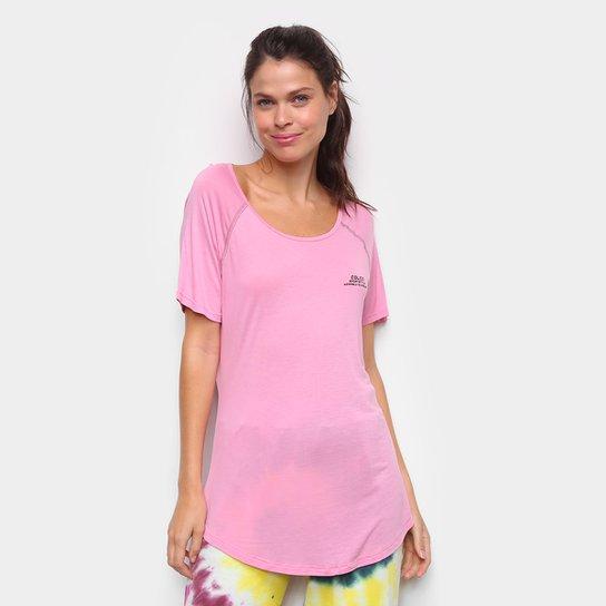 Camiseta Colcci Sportstyle Feminina - Rosa