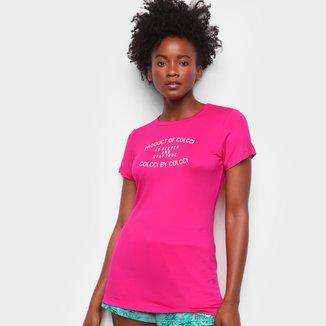 Camiseta Colcci Stay True Feminina
