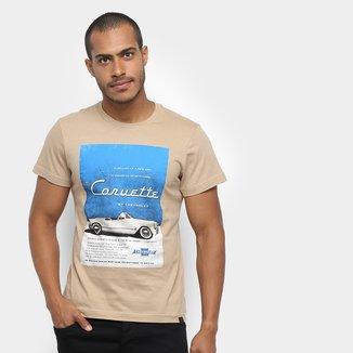 Camiseta Corvette Memories Advertising Masculina