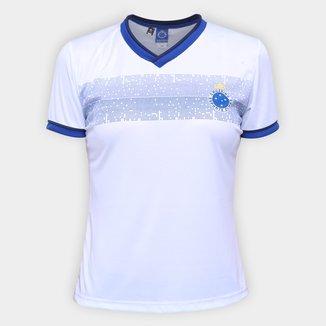 Camiseta Cruzeiro Evoke Feminina