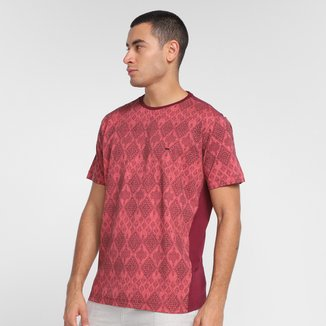 Camiseta Dixie Estampa Abstrata Masculina