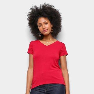 Camiseta Dooplex Básica Feminina