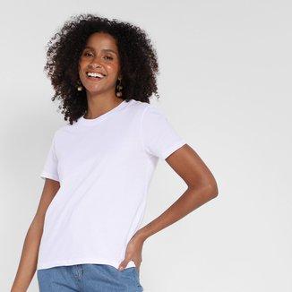 Camiseta Dzarm Básica Feminina