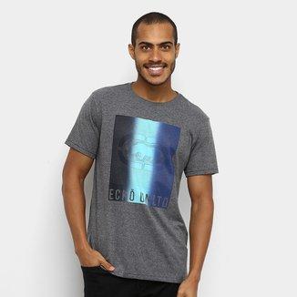 Camiseta Ecko Básica Estampada Masculina