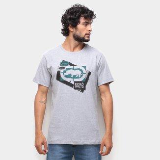 Camiseta Ecko Box Shield Masculina