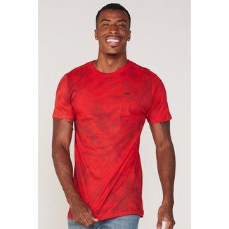Camiseta Ecko Estampada Feminina