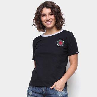 Camiseta Ecko Rose Feminina