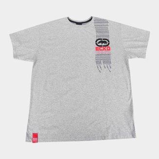 Camiseta Ecko Style Plus Size Masculina
