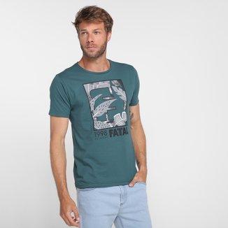 Camiseta Fatal Estampada Masculina