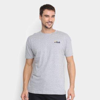 Camiseta Fila Back Logo Masculina
