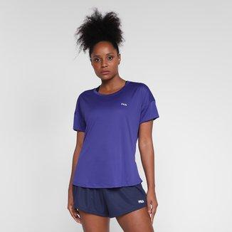 Camiseta Fila Basic Feminina