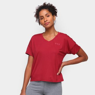Camiseta Fila Comfy Feminina