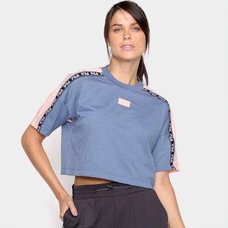 Camiseta Fila Cropped Sports Feminina
