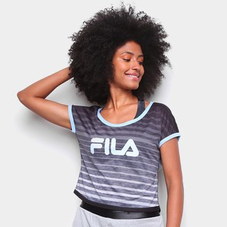 Camiseta Fila Double Degrade Feminina