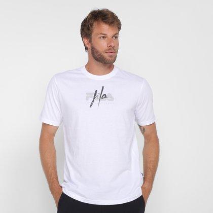Camiseta Fila Signature Masculina