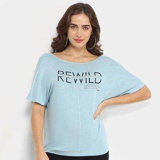Camiseta Forum Rewild Taste For The Nature Feminina