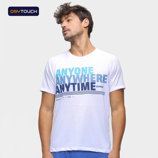 Camiseta Gonew Dry Touch Anytime Masculina