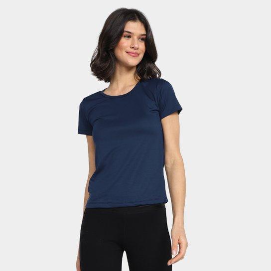 Camiseta Gonew Dry Touch Básica Fast Feminina - Bege