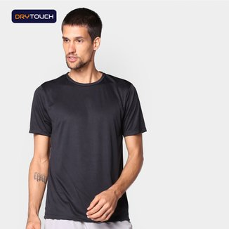 Camiseta Gonew Dry Touch Básica Workout Masculina