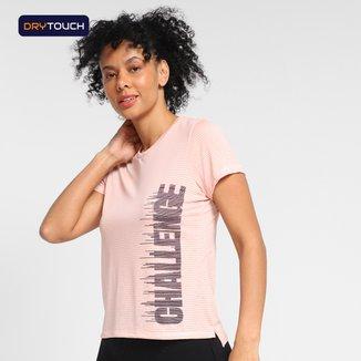 Camiseta Gonew Dry Touch Challenge Feminina