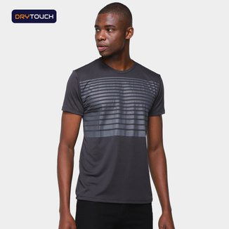 Camiseta Gonew Dry Touch Direction Masculina