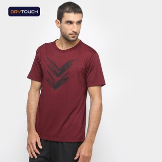 Camiseta Gonew Dry Touch Floor Masculina