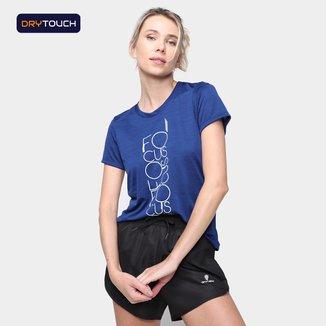 Camiseta Gonew Dry Touch Focus Feminina