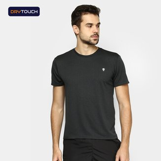 Camiseta Gonew Dry Touch Melange Fast Masculina