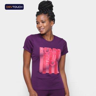 Camiseta Gonew Dry Touch Ready Feminina