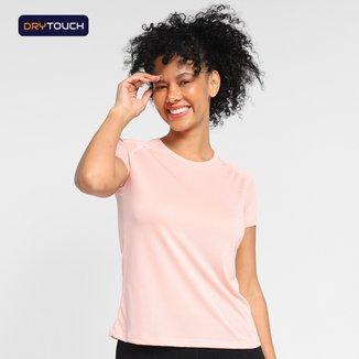 Camiseta Gonew Dry Touch Side Feminina
